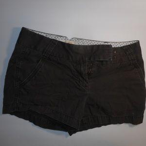 J. Crew classic chino shorts